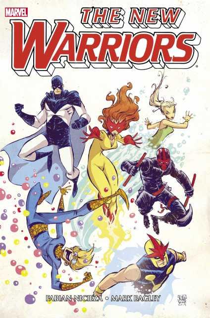 New Warriors Omnibus