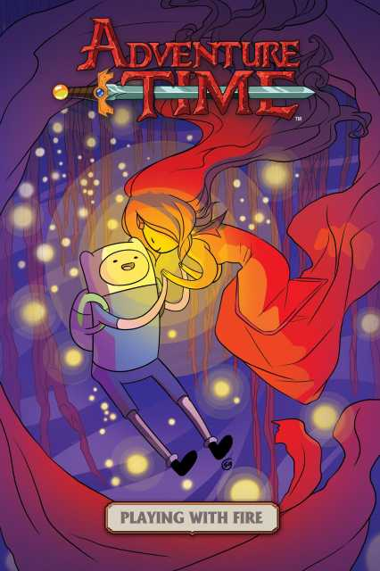 Adventure Time: Playing With Fire