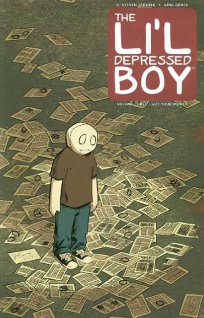 The Li'l Depressed Boy: Got Your Money