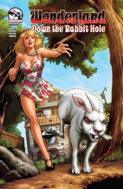 Grimm Fairy Tales presents Wonderland: Down the Rabbit Hole
