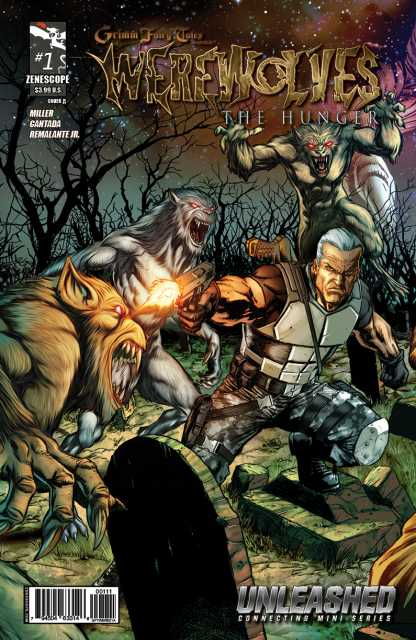 Grimm Fairy Tales presents Werewolves: The Hunger