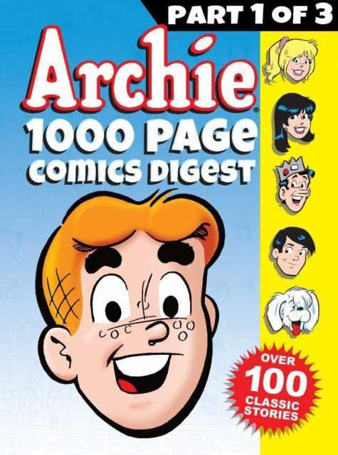 Archie: 1000 Page Comics Digest