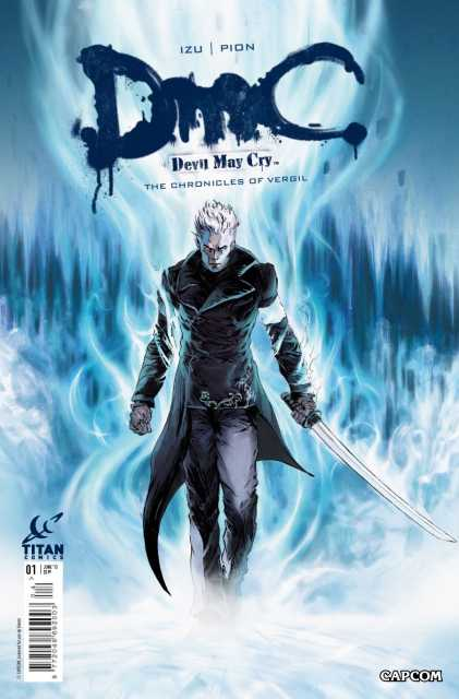 DmC Devil May Cry: The Chronicles of Vergil