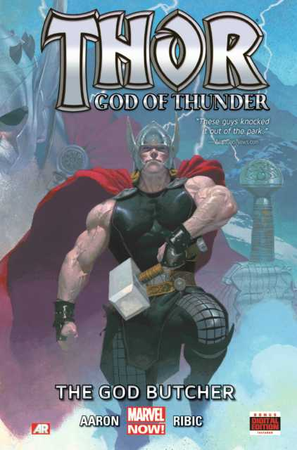 Thor: God of Thunder - The God Butcher