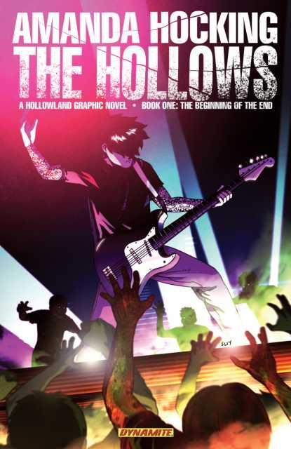 Amanda Hocking's The Hollows: A Hollowland Graphic Novel