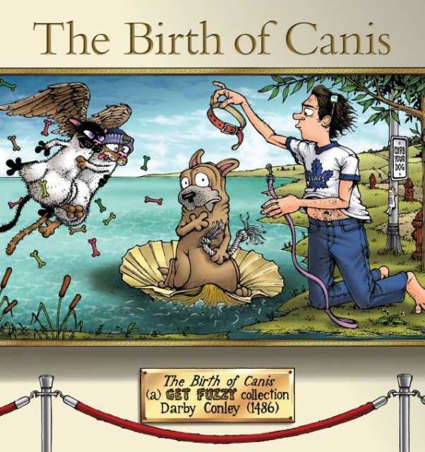 Get Fuzzy: The Birth of Canis