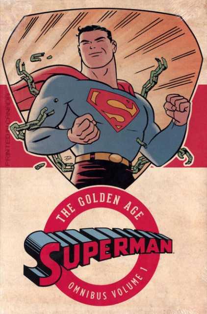 Superman: The Golden Age Omnibus