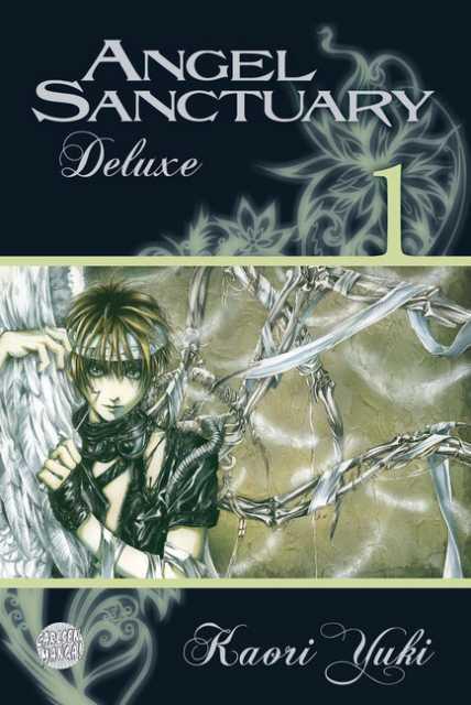 Angel Sanctuary Deluxe