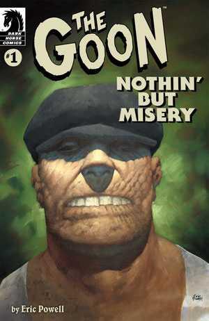 The Goon: Nothin' But Misery