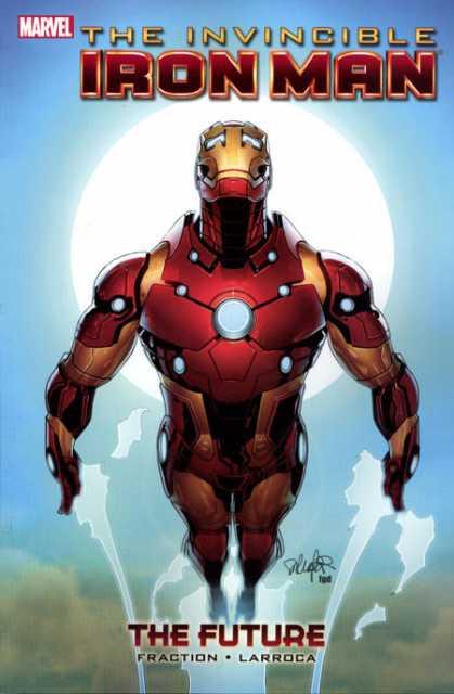 The Invincible Iron Man: The Future