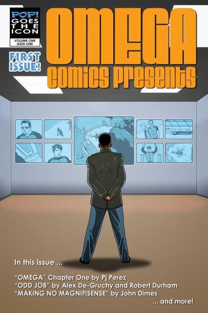 Omega Comics Presents
