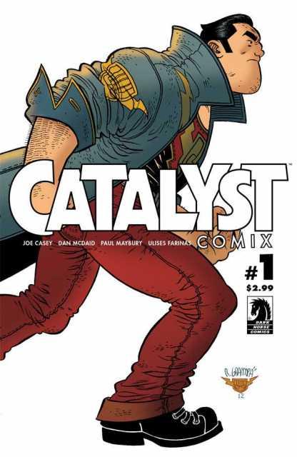 Catalyst Comix