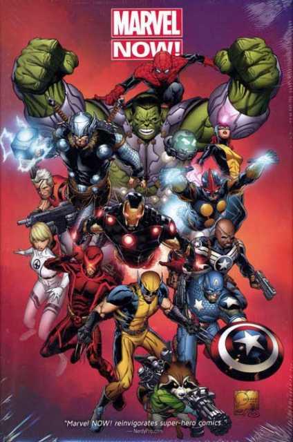 Marvel Now! Omnibus