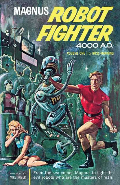Magnus, Robot Fighter Archives