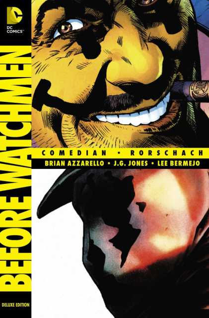 Before Watchmen: Comedian/Rorschach Deluxe Edition