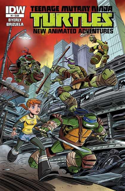 Teenage Mutant Ninja Turtles New Animated Adventures