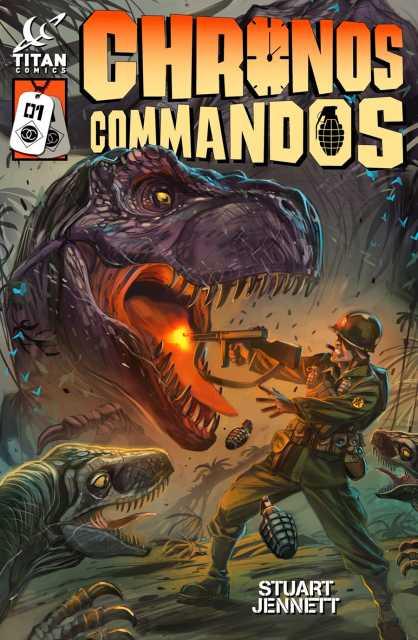 Chronos Commandos: Dawn Patrol