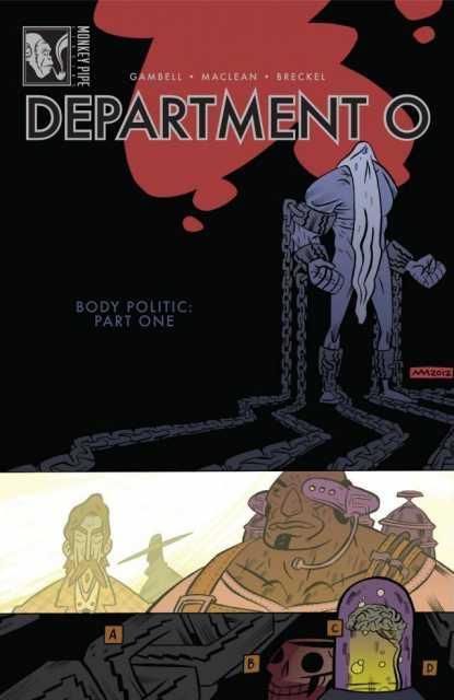 Department O