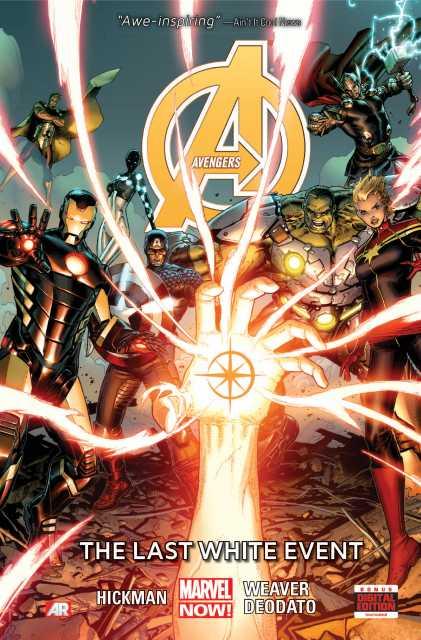 Avengers: The Last White Event
