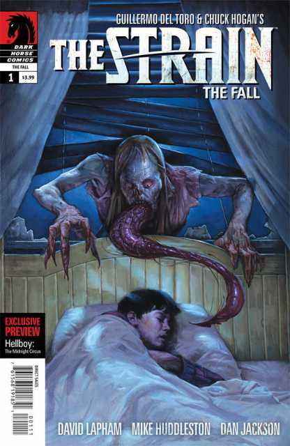 The Strain: The Fall
