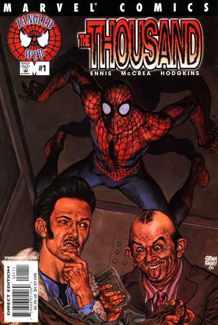 Spider-Man's Tangled Web