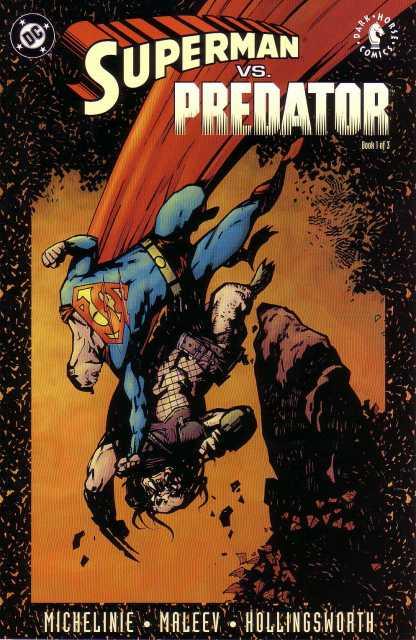 Superman vs. Predator