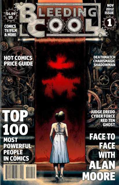 Bleeding Cool Magazine