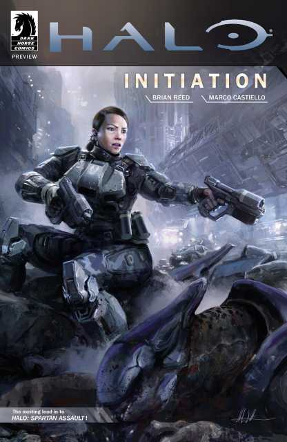 Halo: Initiation Preview
