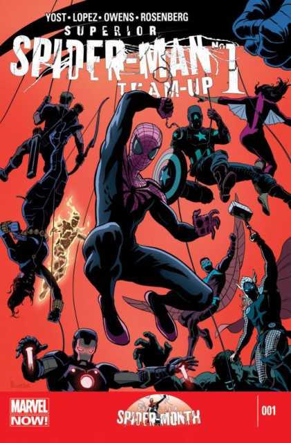 Superior Spider-Man Team-Up