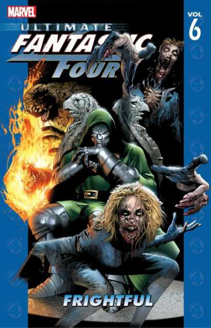 Ultimate Fantastic Four: Frightful