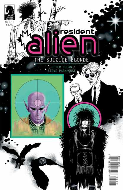 Resident Alien: The Suicide Blonde