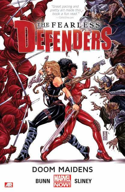 Fearless Defenders: Doom Maidens