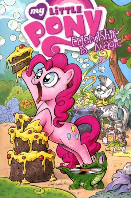 My Little Pony Digest