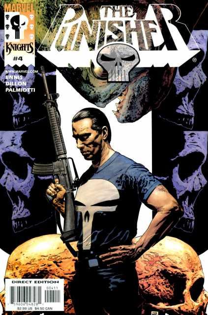 The Punisher #4 - Wild Kingdom