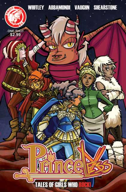 Princeless: Tales of Girls Who Rock!