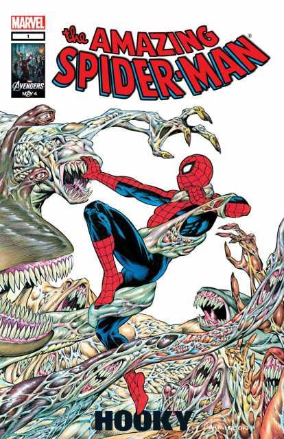 Amazing Spider-Man: Hooky