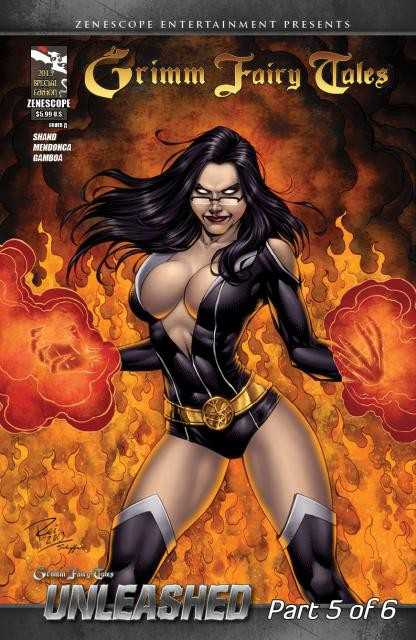 Grimm Fairy Tales 2013 Special Edition/Unleashed Part 5