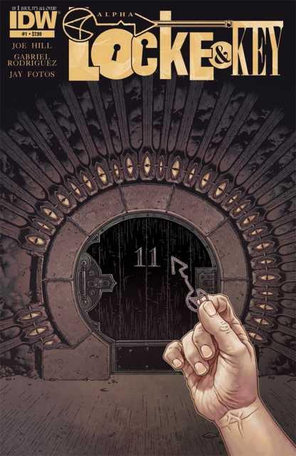 Locke & Key: Alpha