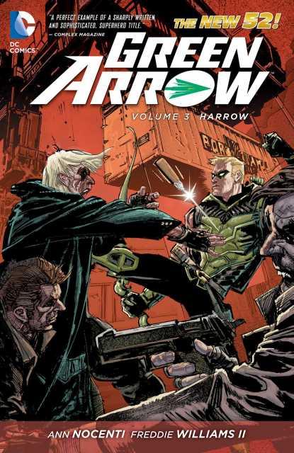 Green Arrow: Harrow