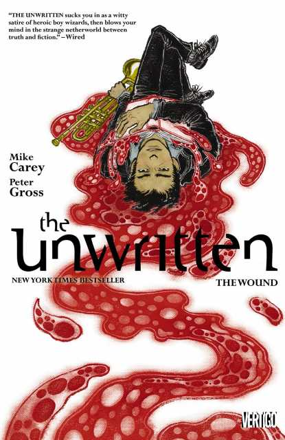 The Unwritten: The Wound