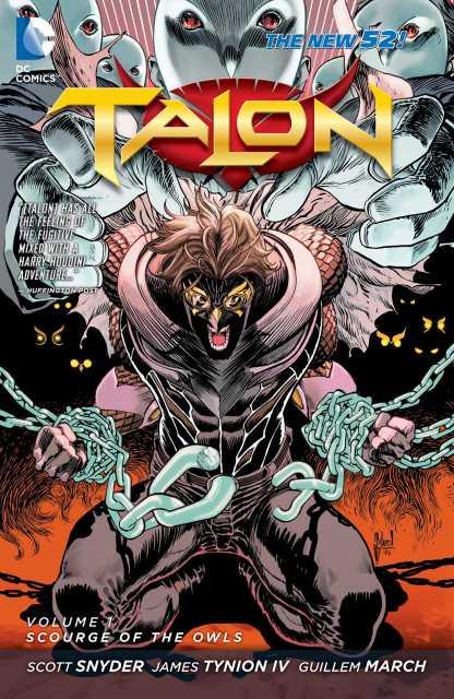 Talon: Scourge of the Owls