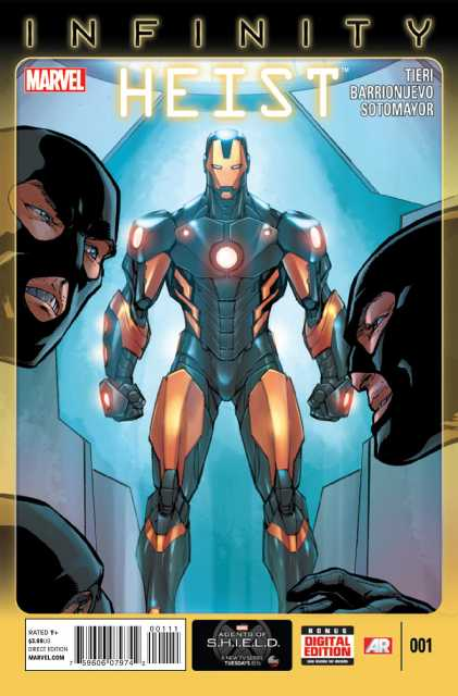 Infinity: Heist