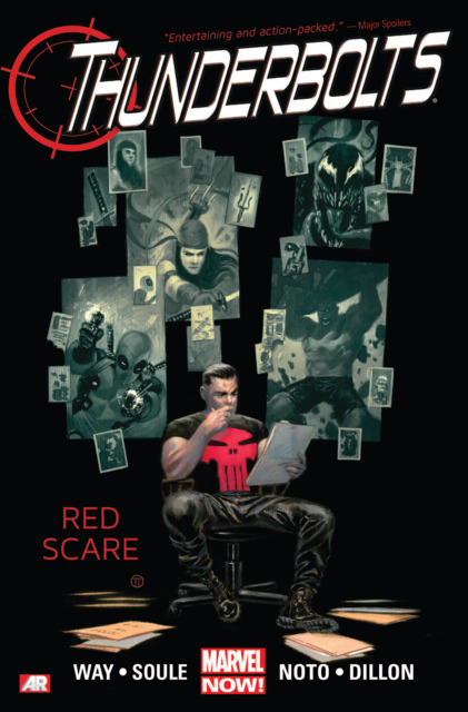Thunderbolts: Red Scare