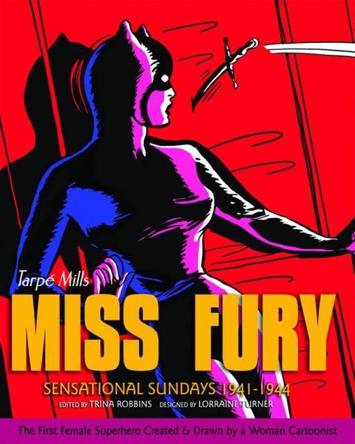 Miss Fury: Sensational Sundays 1941-1944