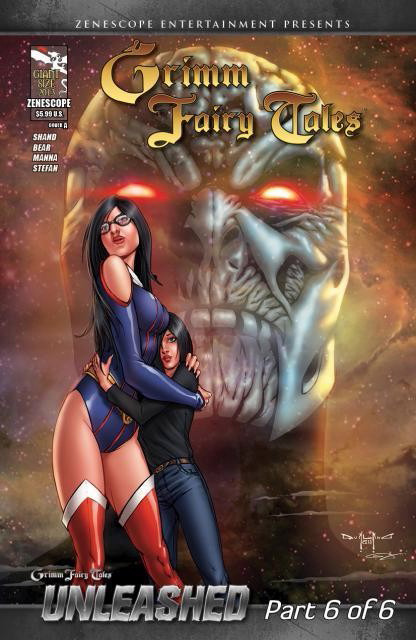 Grimm Fairy Tales Giant-Size 2013/Unleashed Part 6