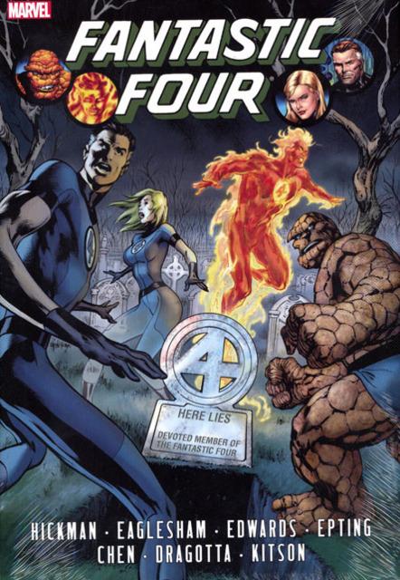 Fantastic Four By Hickman Omnibus