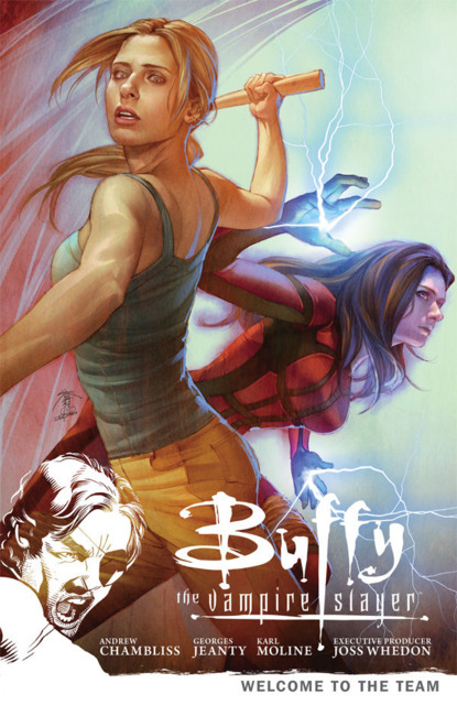 Buffy the Vampire Slayer Season Nine: Welcome to the Team