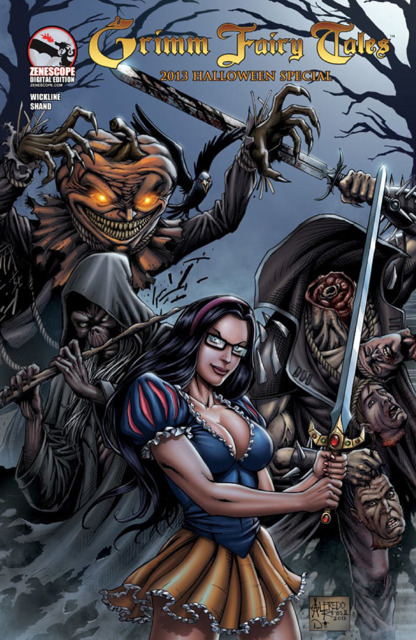 Grimm Fairy Tales 2013 Halloween Special