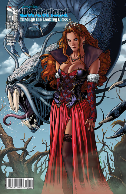 Grimm Fairy Tales presents Wonderland: Through the Looking Glass