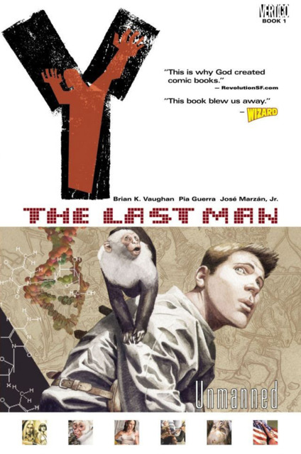 Y: The Last Man - Unmanned